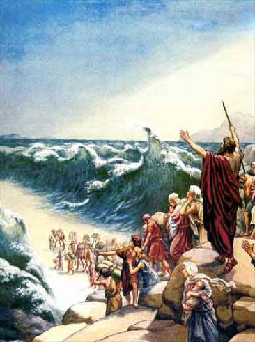 The awesome power of God (The Red Sea, part 1) | His ...